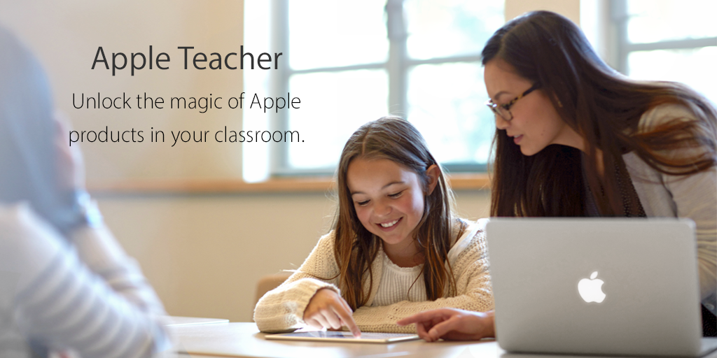 Apple Teacher Programme