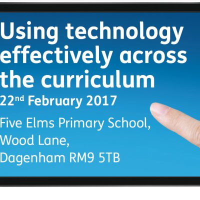 Using technology effectively across the curriculum 22 February 2017