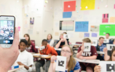 Show us your Plickers!
