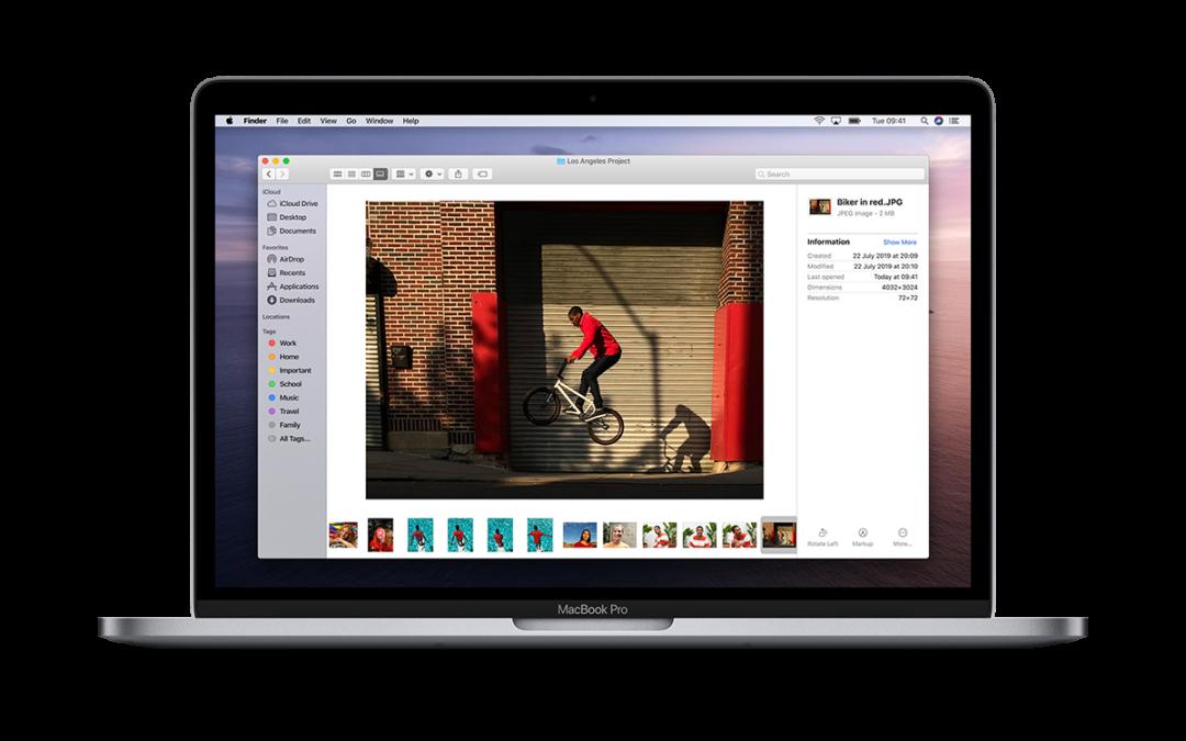 MacBook Pro (13 inch)  with touchbar