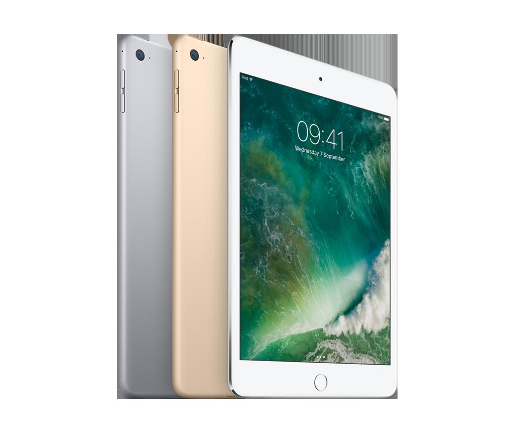 iPad mini 4 – archive
